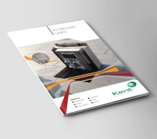 Brochure of Kents In ground unit
