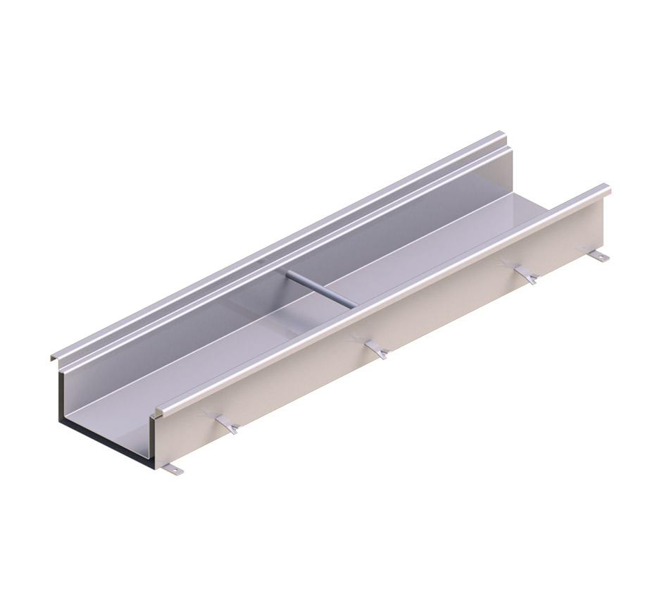 Kents double contained drain channel