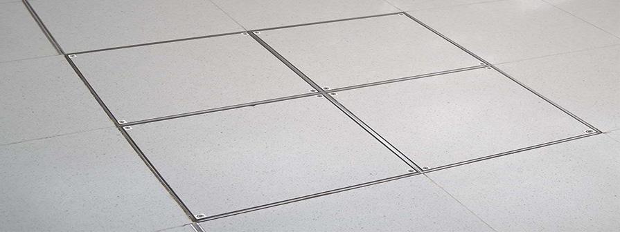 Manhole Cover For Tiles & Resin Floor
