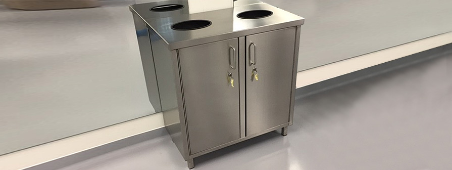 Kent's Cabinets for Cleanrooms