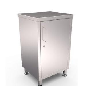 Model of Kent's Floor Mounted Utensil Storage Cabinet