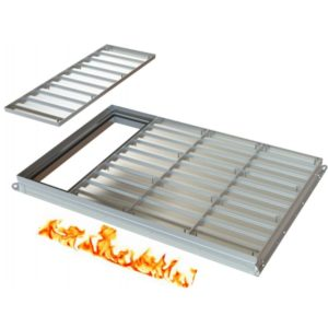 Model of Kent's Multi Tray Fire Rated Access Cover