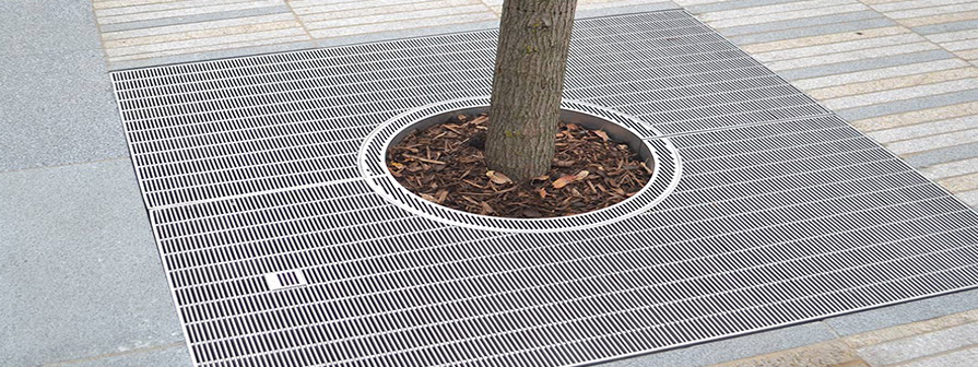 Kent's street furniture for tree protection