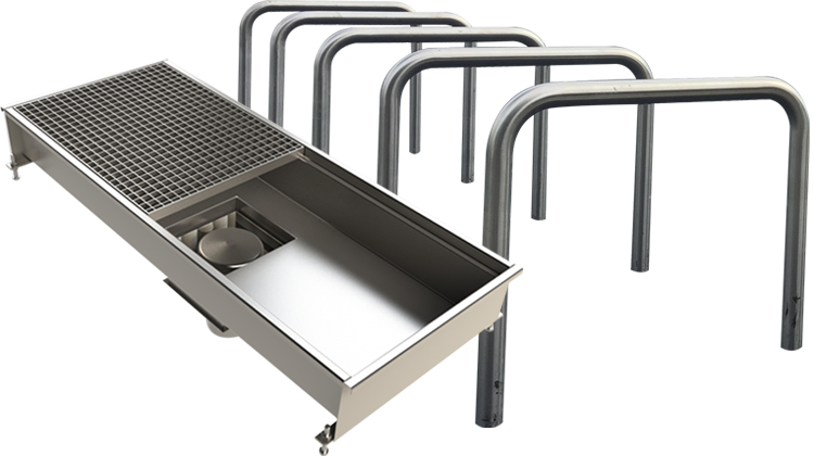 Kent's stainless steel solutions for civil projects