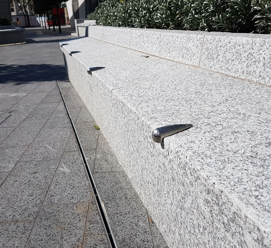 stainless-steel-anti-skateboard studs-second-image-KASS855