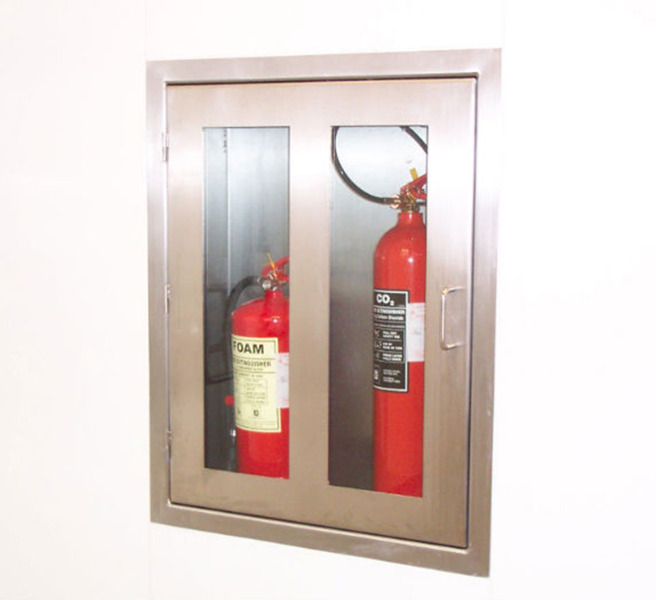 Kent's Fire Extinguisher Cabinets
