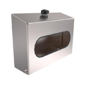 3D model of Kent's Stainless Steel Glove Dispenser