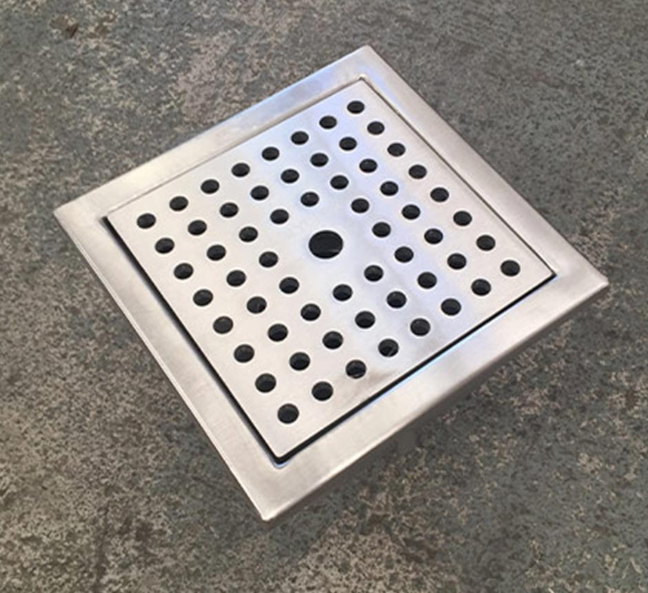 Kent's Industrial Heavy Duty Square Top Gully
