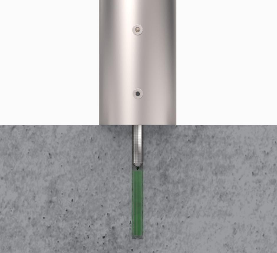 stainless-steel-internal-cleanroom-bollards-KICB101-hidden-fixing (8)