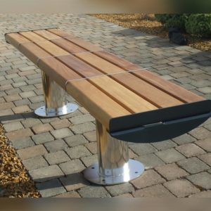 Swansea bench by Kent for outdoor seating