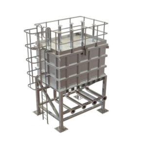 3D Model of Kent's Splitter Box Flow Control Tank