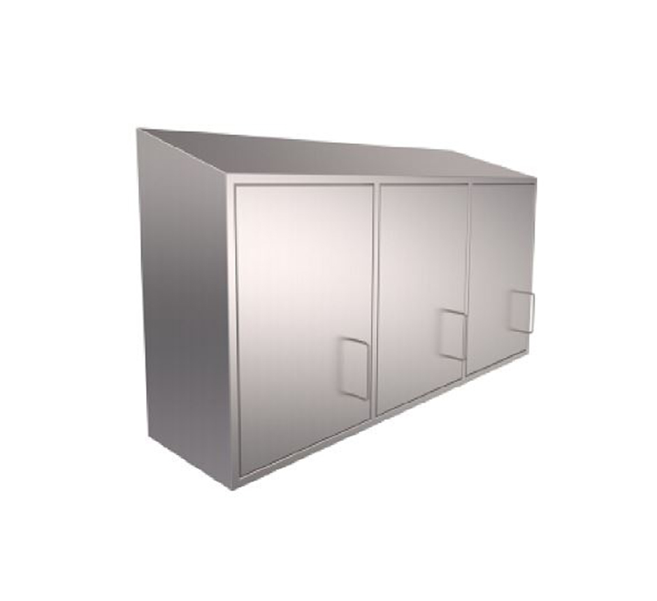Model of Kent's Wall Mounted Utensil Storage Cabinet
