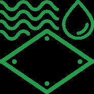 Submersion testing icon