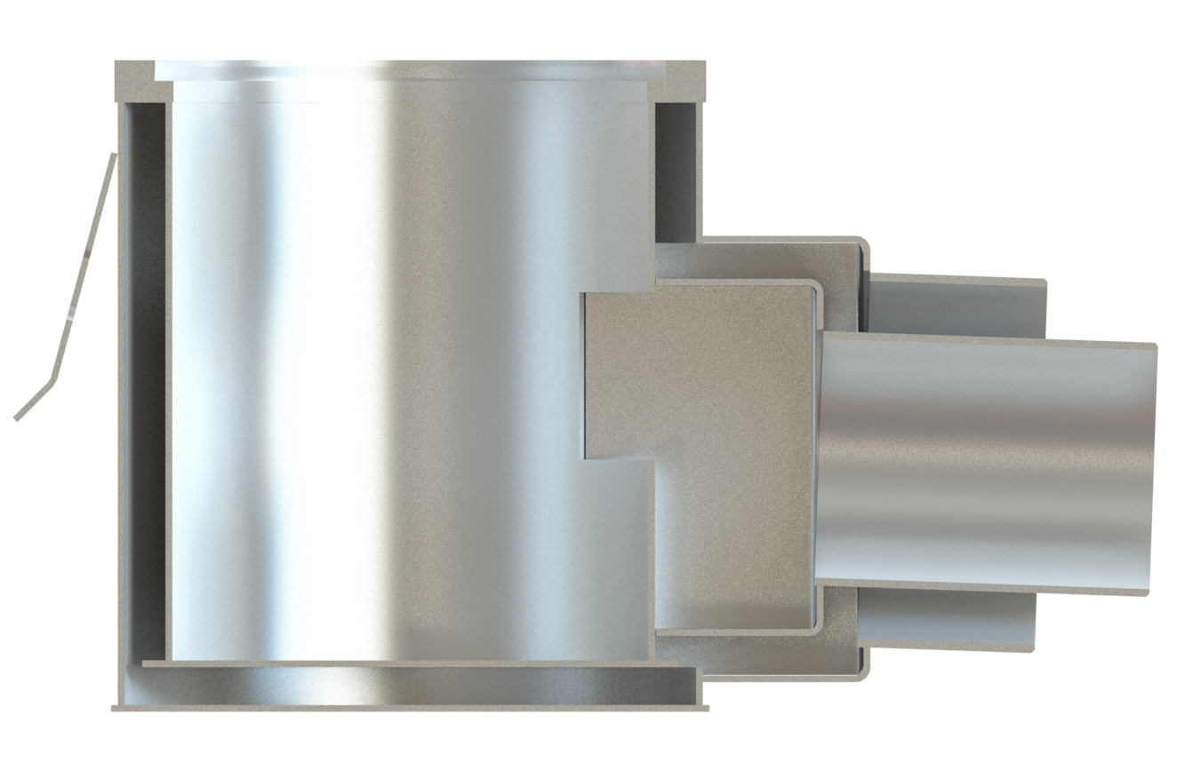 stainless-steel-double-contained-process-waste-drain-KHCRDC265-4-6(RD)