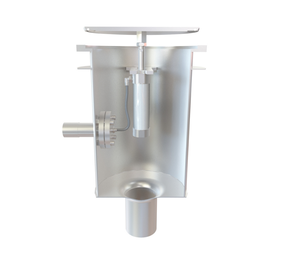 """stainless-steel-pneumatic-industrial-gully-KVCRP400-4""""RD (4)"""